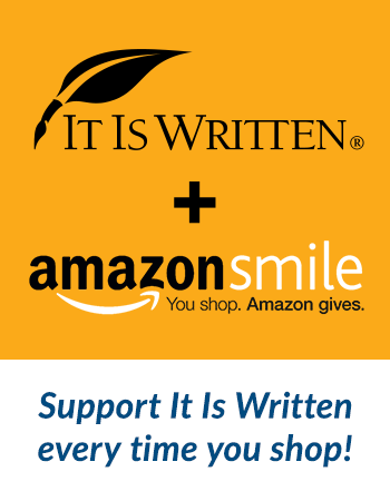 Support It Is Written every time you shop on smile.amazon.com
