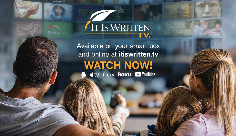 Watch It Is Written online now