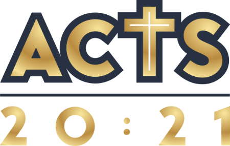 Acts 20:21