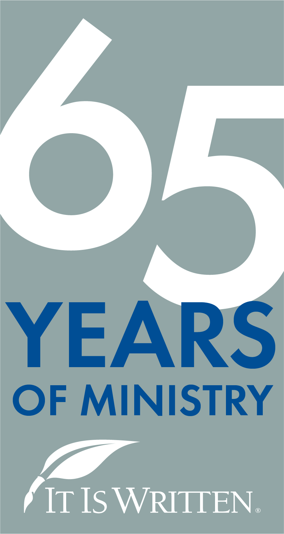 65 Years of Ministry